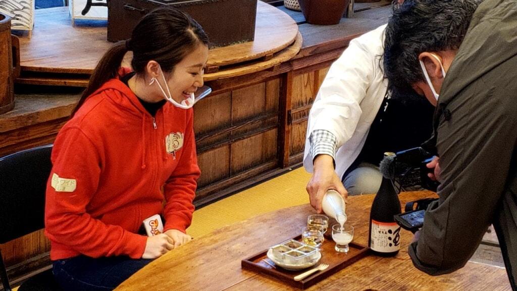 日本酒とチョコレートのマリアージュ NHKでも取り上げられる...
