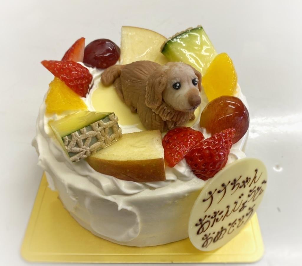 デコレーションケーキのマジパン人形のご注文が増えています...