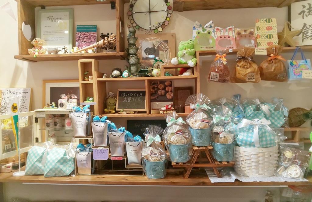 明日最後の開催 広島のお菓子屋さんで義援金を集めよう! 忘れないでね...