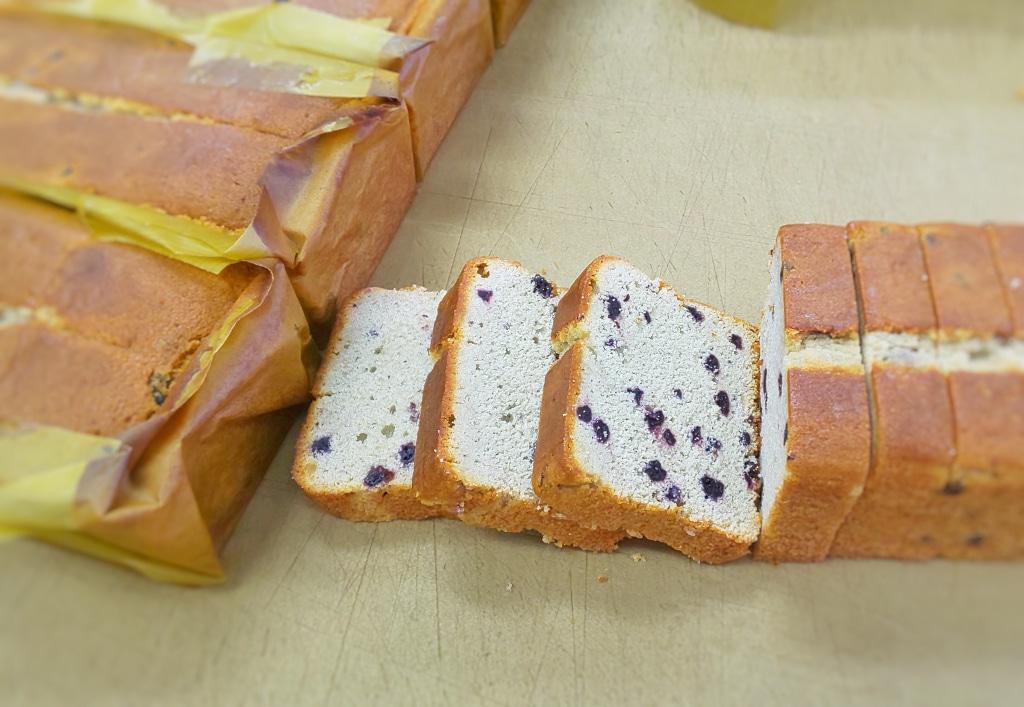 焼菓子が大得意のものづくりマイスター パウンドケーキの配合は...