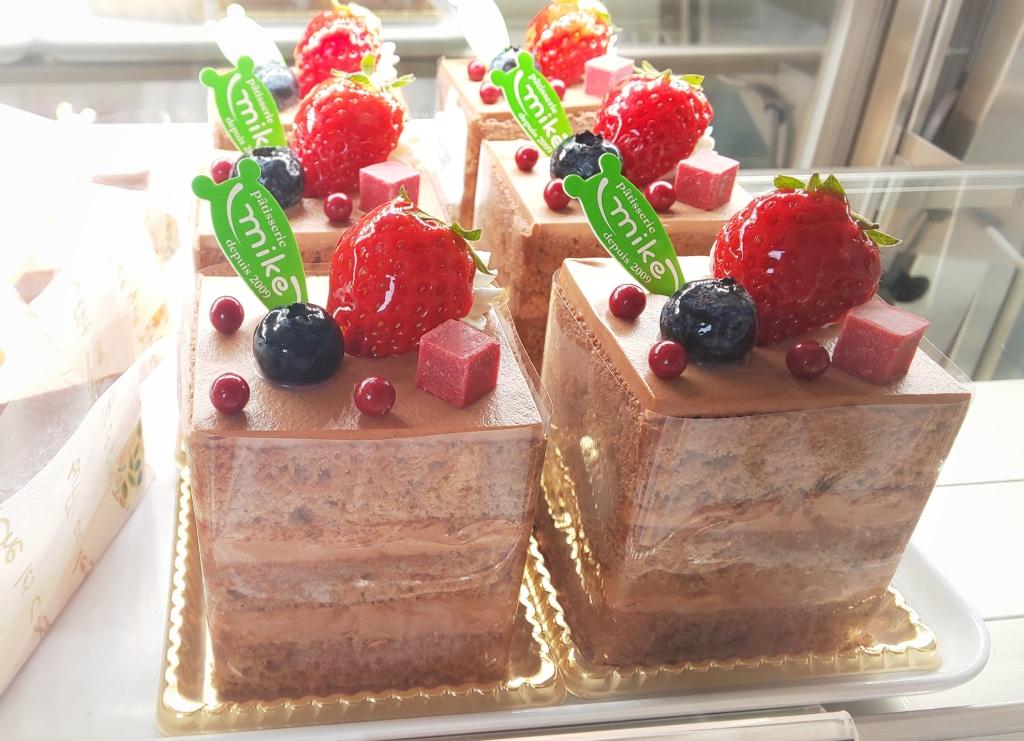 ホワイトデー当日は生菓子が大人気  新商品仲間入りします...