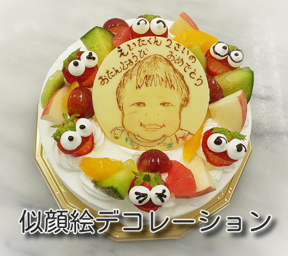 東広島で【似顔絵】のお誕生日ケーキを頼むならミケですよ!今日は2つご紹介...