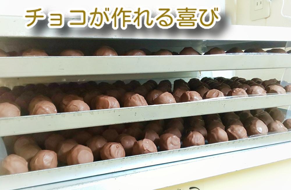 つくづく【チョコレート作り】が好きなんだと実感します。早く寒くなれ!...